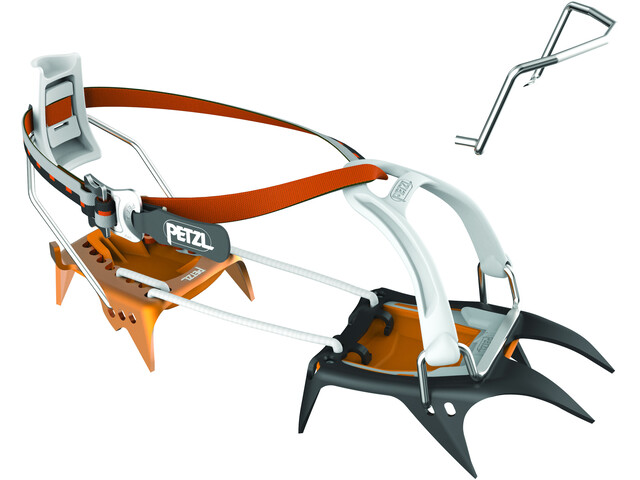 Petzl Irvis Hybrid LLU Crampones